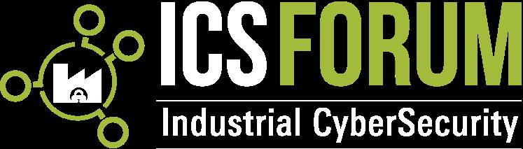 ICS Forum logo bianco verde